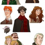 Harry Potter versión Disney